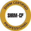 SHRM Certified Professional badge
