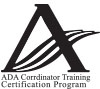 ADA Coordinator Training Certification Program Logo